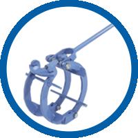 Механический арочный центратор -  Легкая серия