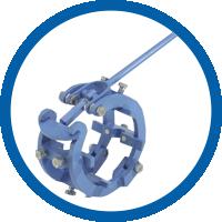 Механический арочный центратор – Тяжелая серия